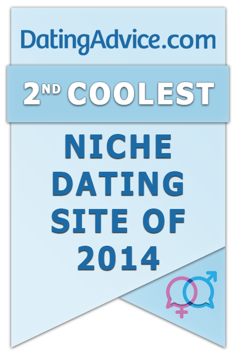 2nd Coolest Niche Dating Site 2014